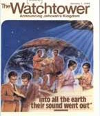 The Watchtower January 1 1989 (Bound Volume version)
