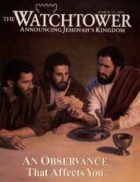 The Watchtower March 15 2004