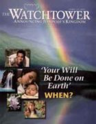 The Watchtower April 15 2004