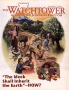 The Watchtower October 1 2004