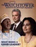 The Watchtower November 1 2004