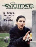 The Watchtower March 15 2006