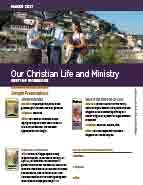 Our Christian Life & Ministry (March 2017)