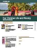 Our Christian Life & Ministry (October 2017)