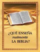 ¿Qué enseña realmente la Biblia? (2013) PDF
