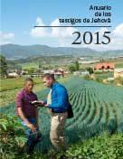 Anuario de los testigos de Jehová 2015 (2014) ePUB