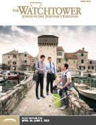 The Watchtower Study Edition (March 2018) JWPUB