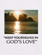 """lv-E """"Keep Yourselves in God's Love (July 2017) PDF"""