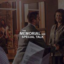 Memorial & Special Talk 2018