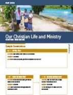 Our Christian Life & Ministry (May 2018) PDF