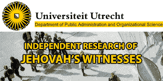 Independent Research of Jehovah's Witnesses