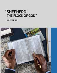 Shepherd the flock of god