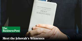 Meet the Jehovah's Witnesses