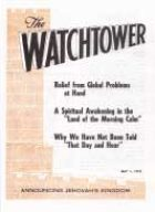 The Watchtower May 01 1975