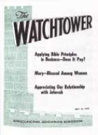 The Watchtower May 15 1975
