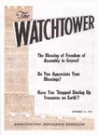 The Watchtower Sep 15 1975