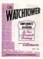 The Watchtower  Mar 01 1976