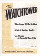 The Watchtower Apr 01 1976