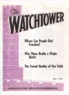 The Watchtower May 01 1976