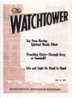 The Watchtower May 15 1976