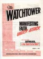 The Watchtower Aug 01 1976