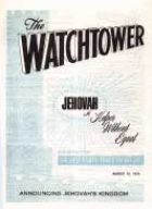 The Watchtower Aug 15 1976