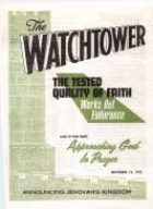 The Watchtower Sep 15 1976