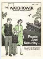 The Watchtower Apr 01 1978