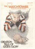 The Watchtower May 15 1978