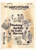 The Watchtower Jun 01 1978