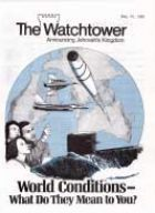 The Watchtower May 15 1982