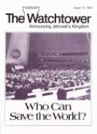 The Watchtower Aug 15 1983