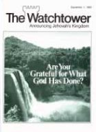 The Watchtower Sep 01 1983