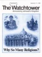 The Watchtower Sep 15 1983