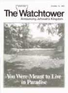 The Watchtower Oct 15 1983