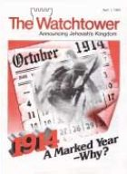 The Watchtower Apr 01 1984