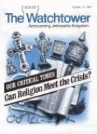 The Watchtower Oct 15 1984