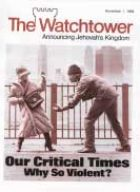 The Watchtower Nov 01 1984