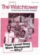 The Watchtower Mar 01 1985