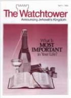 The Watchtower Apr 01 1985