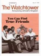 The Watchtower May 15 1985