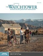 The Watchtower (Apr 2018) PDF