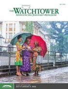 The Watchtower (May 2018) JWPUB