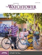 The Watchtower LARGE (Aug 2018) PDF