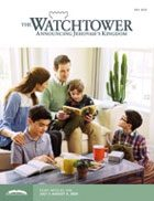 The Watchtower LARGE (May 2019) PDF