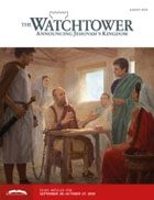 The Watchtower (Aug 2019) PDF