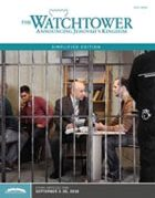 The Watchtower – Simplified Edition (Jul 2018) PDF