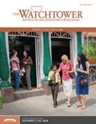 The Watchtower – Simplified Edition (Oct 2018) PDF