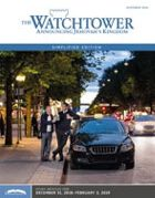 The Watchtower – Simplified Edition (Nov 2018) PDF