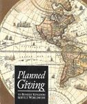 Planned Giving to Benefit Kingdom Service Worldwide